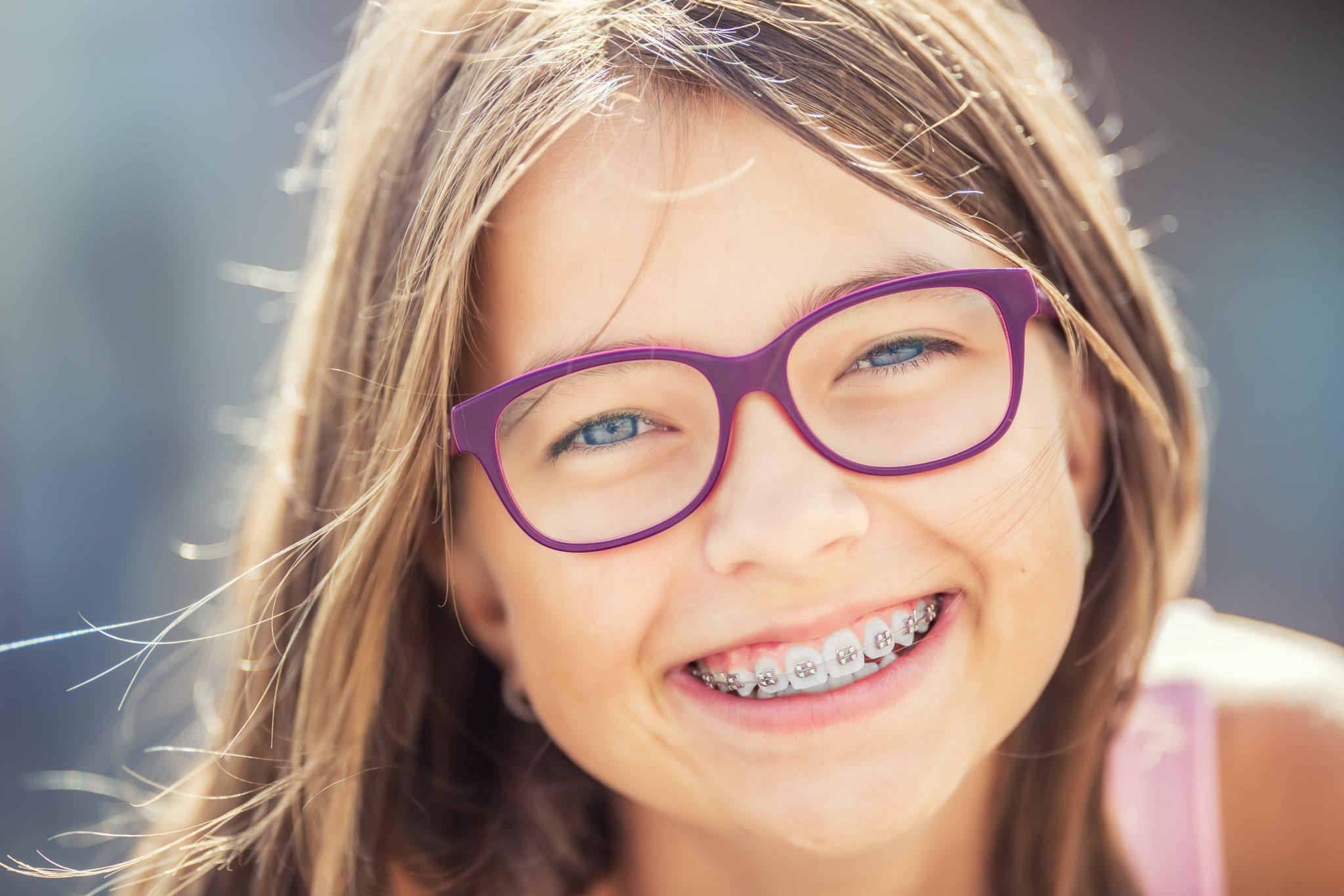 Orthodontics children Montreal